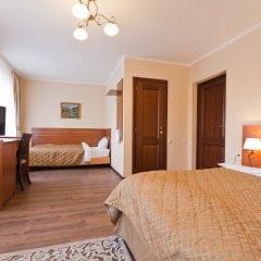 Гостиница Диамант 4* Стандартный номер с различными типами кроватей фото 8