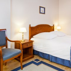 Qubus Hotel Wroclaw 4* Стандартный номер с различными типами кроватей фото 8