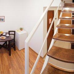 Апартаменты Дерибас Стандартный номер с различными типами кроватей фото 22