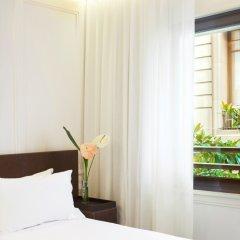 H10 Montcada Boutique Hotel 3* Улучшенный номер с различными типами кроватей фото 6