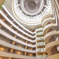 Гостиница Holiday Inn Moscow Seligerskay интерьер отеля