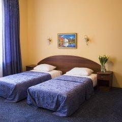 Апартаменты Гостевые комнаты и апартаменты Грифон Номер Делюкс с различными типами кроватей фото 2