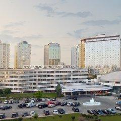 ОК Одесса Отель парковка