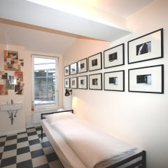 Отель Arte Luise Kunsthotel 3* Номер с общей ванной комнатой фото 5