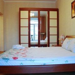 Гостиница КиевЦентр на Малой Житомирской 3/4 Апартаменты с разными типами кроватей фото 20