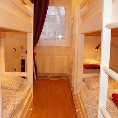 Гостевой Дом Полянка Кровать в женском общем номере с двухъярусными кроватями фото 4