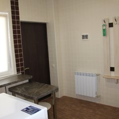 Гостевой Дом Людмила ванная фото 3