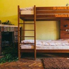 Хостел Элементарно Кровать в общем номере с двухъярусной кроватью фото 4