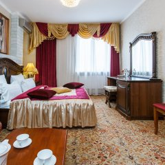 Гостиница Гранд Уют 4* Люкс разные типы кроватей