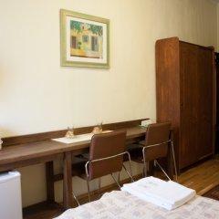 Гостиница Пруссия Стандартный номер с различными типами кроватей фото 7