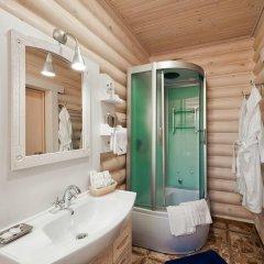 Эко-отель Озеро Дивное 3* Люкс с различными типами кроватей фото 16
