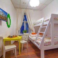 Хостел Друзья на Литейном Стандартный номер с различными типами кроватей фото 5