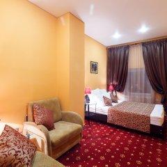Мини-отель Jenavi Club Стандартный номер с разными типами кроватей фото 12