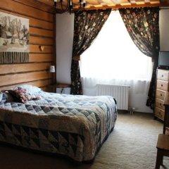 Гостевой Дом Рай - Ski Домик Стандартный номер с различными типами кроватей фото 4