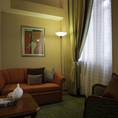 Гостиница Ренессанс Санкт-Петербург Балтик комната для гостей фото 3
