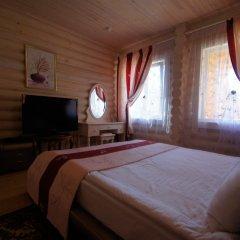 Эко-отель Озеро Дивное 3* Люкс с различными типами кроватей фото 2