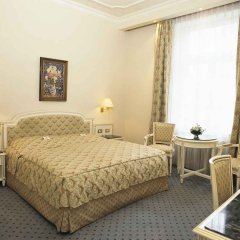 TOP Hotel Ambassador-Zlata Husa 4* Стандартный номер с разными типами кроватей фото 9