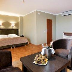 Отель Bellevue Park Riga 4* Улучшенный номер фото 2