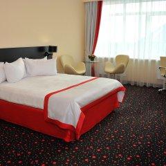 Принц Парк Отель 4* Номер Бизнес с разными типами кроватей
