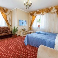 Гостиница Гранд Уют 4* 1-я категория Номер Стандарт 2 отдельными кровати фото 2