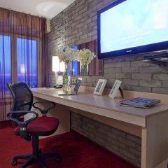 Marins Park Hotel Novosibirsk 4* Номер Бизнес с разными типами кроватей фото 11