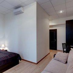 Гостиница Петервиль 3* Улучшенный номер разные типы кроватей фото 2