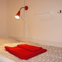 Гостевой Дом Полянка Кровать в женском общем номере с двухъярусными кроватями фото 10