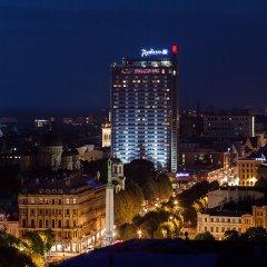 Radisson Blu Latvija Conference & Spa Hotel, Riga вид на фасад фото 3