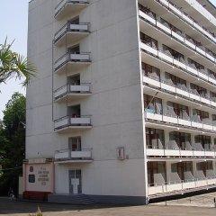 Гостиница Светлана вид на фасад фото 4