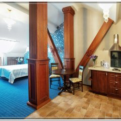 Мини-отель Одесса Вилла комната для гостей фото 2