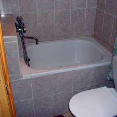 Гостевой дом София Номер Эконом с разными типами кроватей (общая ванная комната) фото 3