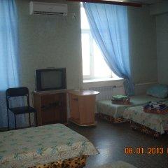Гостиница Мечта + 3* Кровати в общем номере с двухъярусными кроватями