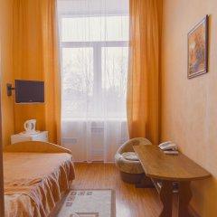 Zolotaya Bukhta Hotel 3* Стандартный номер с различными типами кроватей фото 16