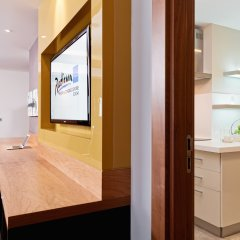Гостиница Radisson Blu Resort & Congress Centre, Сочи комната для гостей фото 12