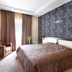 Гостиница Лесная Рапсодия Стандартный номер с различными типами кроватей