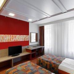 Ред Старз Отель 4* Улучшенный номер с различными типами кроватей