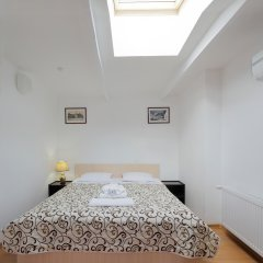 Апартаменты Дерибас Стандартный номер с различными типами кроватей фото 23