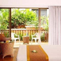 Отель Andaman Cannacia Resort & Spa 4* Номер Делюкс разные типы кроватей фото 2
