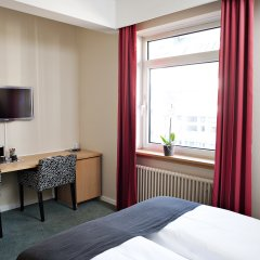 Mercur Hotel 3* Улучшенный номер с различными типами кроватей фото 3