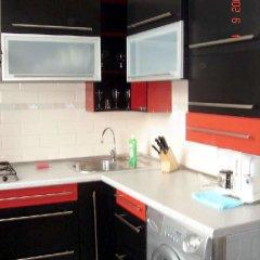 Гостиница КиевЦентр на Малой Житомирской 3/4 Апартаменты с разными типами кроватей фото 28
