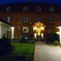 Гостиница Резиденция Троя вид на фасад фото 2