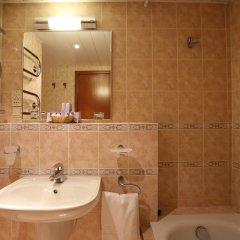 AZIMUT Отель Смоленская Москва 4* Номер SMART Superior с различными типами кроватей фото 5