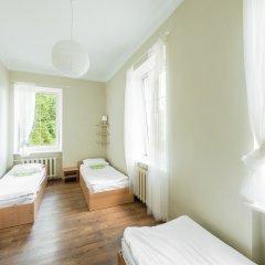 Хостел и Кемпинг Downtown Forest Номер с различными типами кроватей (общая ванная комната) фото 33