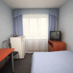 Гостиница AMAKS Центральная Номер Эконом разные типы кроватей