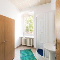 Хостел и Кемпинг Downtown Forest Номер с различными типами кроватей (общая ванная комната) фото 34