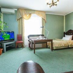 Гостиница Гранд Уют 4* 1-я категория Номер Стандарт 2 отдельными кровати фото 3