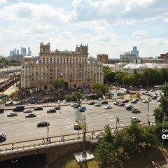 Мини-Отель Шаманка балкон фото 3