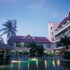 Отель Tony Resort вид на фасад фото 2