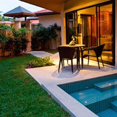 Отель Dewa Phuket Nai Yang Beach 5* Вилла разные типы кроватей фото 8