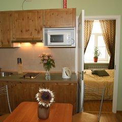 Апарт-отель Невский 78 Апартаменты разные типы кроватей фото 10
